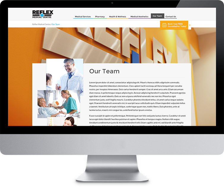 reflex-medical-centre-webdesign-our-team